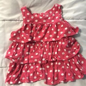 💕 5/$20 💕 Carter's tiered shirt.  Size 5.